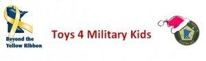 Toys 4 Military Kids